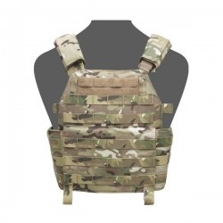 dcs base plate carrier multicam warrior assault systems