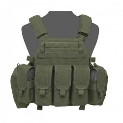 DCS M4 Plate Carrier- Olive Drab
