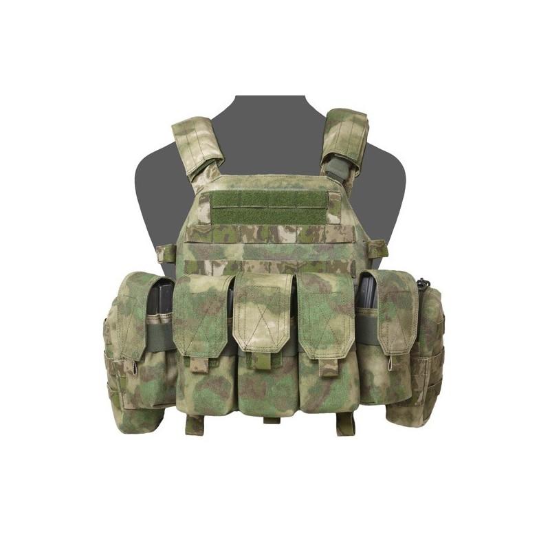 DCS M4 Plate Carrier - A-TACS FG