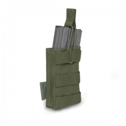 Single MOLLE Open Pouch 5.56mm - OD Green