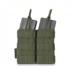 Double MOLLE Open M4 5.56mm - OD Green