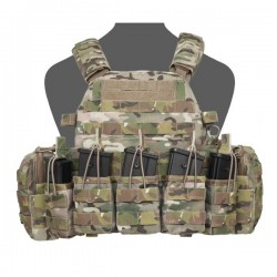 DCS G36 Plate Carrier - Multicam