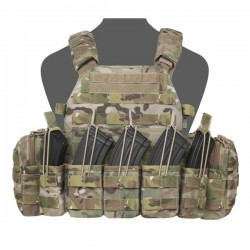 DCS AK 7.62mm Plate Carrier - Multicam