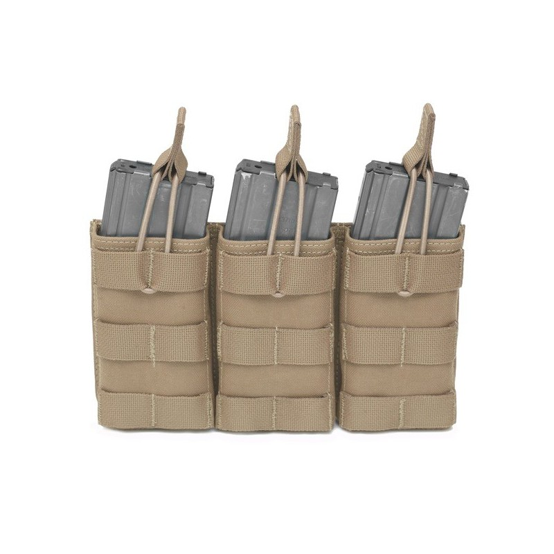 Triple MOLLE Open M4 5.56mm - Coyote Tan