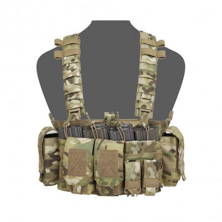 FCR Falcon Chest Rig - Multicam