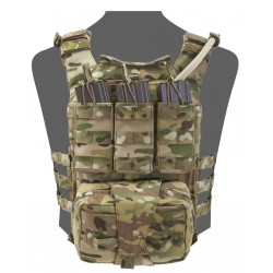 Assaulters Back Panel - MultiCam