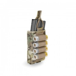 Single Open 5.56mm with shotgun strip - MultiCam