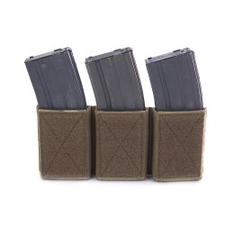 Triple Velcro Mag Pouch - Multicam