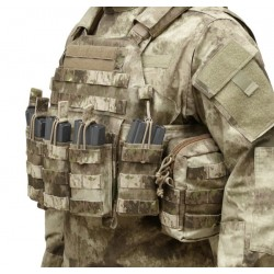 DCS DA 5.56mm Plate Carrier - A-TACS FG