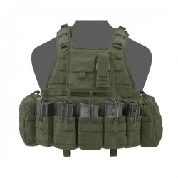 RICAS Compact G36 Plate Carrier - Olive Drab