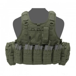 RICAS Compact DA 5.56mm Plate Carrier - Olive Drab