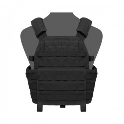 DCS SQM Plate Carrier - Black