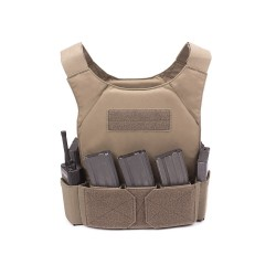 Covert Plate Carrier MK1 - Coyote Tan