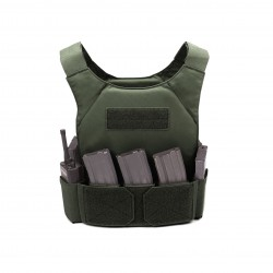 Covert Plate Carrier MK1 - Olive Drab