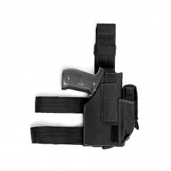 Drop Leg Holster - Black