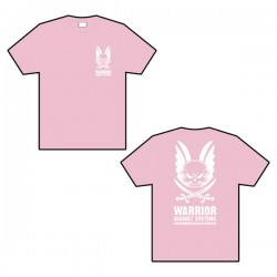 Lady-Fit T-Shirts - Pale pink