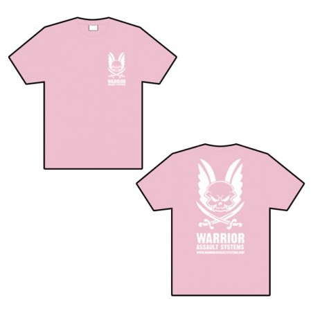 Lady-Fit T-Shirts - Pale pink