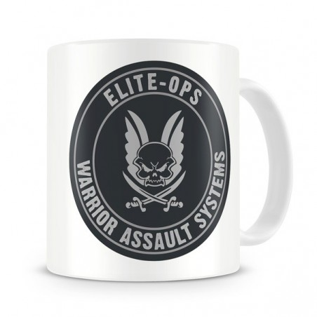 Mug Round Shield