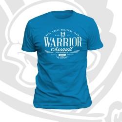 T-shirt Vintage Caribbean Blue