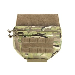 Drop Down Utility Pouch - Multicam