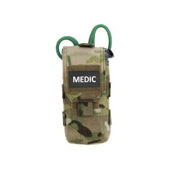Individual First Aid Kit Pouch - Multicam