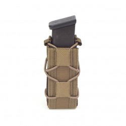 Single Quick Mag Pistol - Coyote Tan