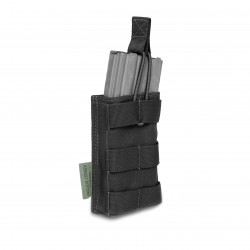 Single MOLLE Open Pouch 5.56mm - BLACK