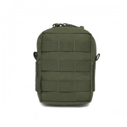 Small MOLLE Utility Pouch - OD Green