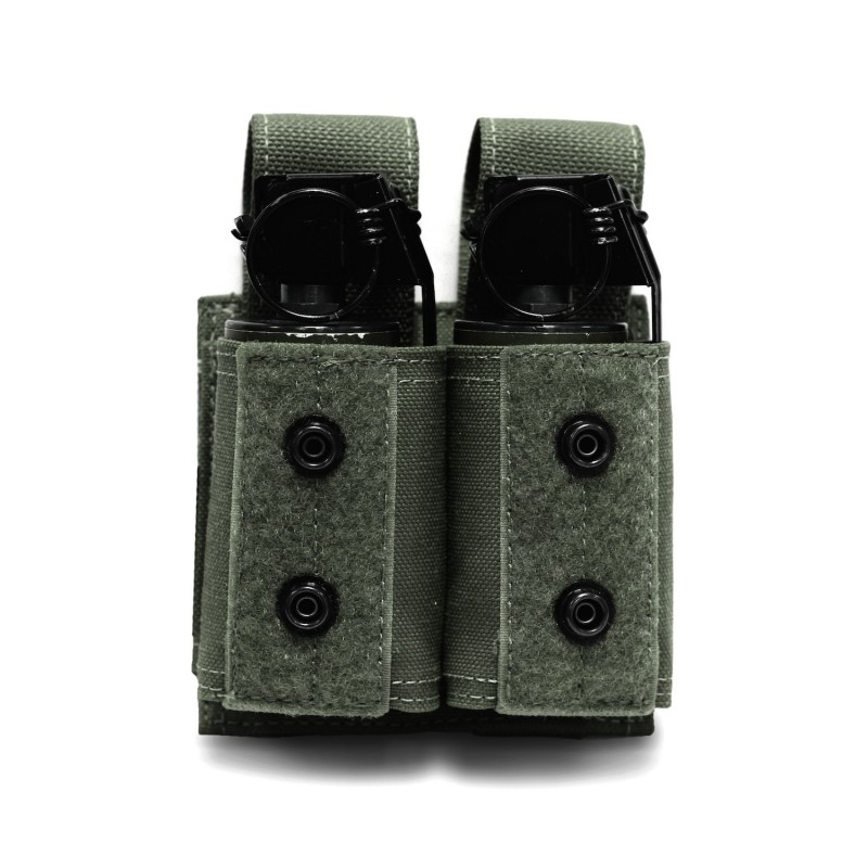 Double 40mm Grenade - OD Green