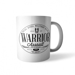 WARRIOR MUG REAL STEEL