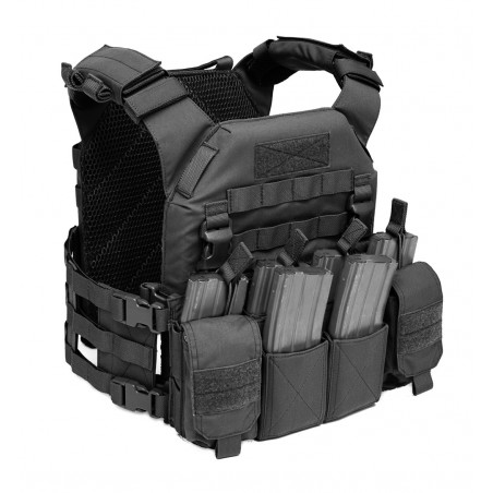 Recon Plate Carrier Combos MK1 - Black