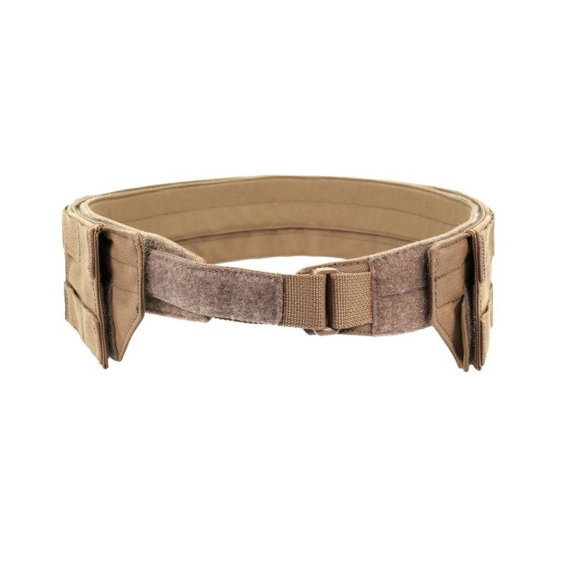Low Profile MOLLE Belt - Coyote Tan