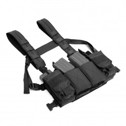 Pathfinder Chest Rig - Black