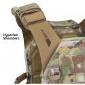 LPC Low Profile Plate Carrier V1 Solid Sides - Multicam