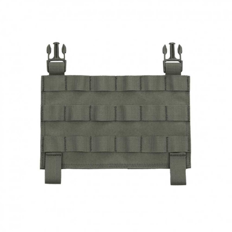 Recon Plate Carrier MOLLE Front Panel - OD Green