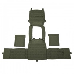 DCS HK 417 Plate Carrier - OD Green