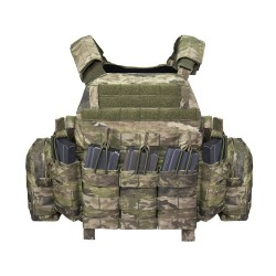 DCS DA 5.56mm Plate Carrier - ATACS IX
