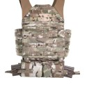 Warrior Assault Systems Horizontal Velcro Mag Pouch - Multicam