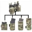 Warrior Assault Systems Detachable Front Panel MK1 - black
