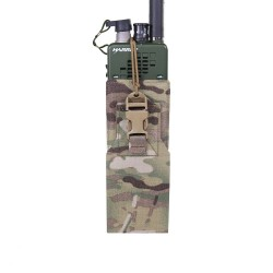 Warrior Assault THALES MBTIR/HARRIS PRC152 Radio Pouch - MultiCam