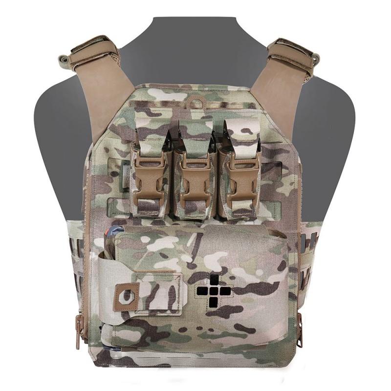 Warrior Assault Laser Cut Assaulters Back Panel Mk1 - MultiCam
