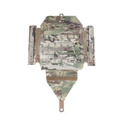Laser Cut Assaulters Back Panel - MultiCam