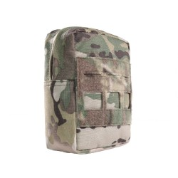 Warrior Assault System Small Vertical Utility Pouch - MultiCam