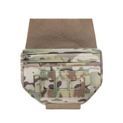 Warrior Assault System Compact Dump Pouch - MultiCam