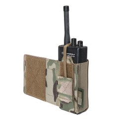 Warrior Assaut System Wing Velcro ARP Left Side - MultiCam