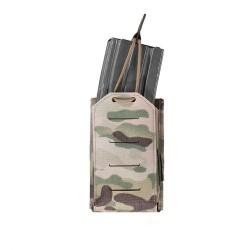 Warrior Assault System Single Bungee 5.56 Pouch - MultiCam