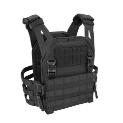 LPC Low Profile Plate Carrier V2 Ladder Sides - Black Warrior Assault Systems