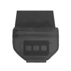 Drop Down Velcro Utility Pouch - black - Warrior Assault Systems