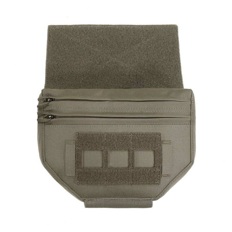 Drop Down Velcro Utility Pouch - RG - Warrior Assault Systems
