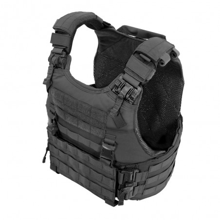 Quad Release Plate Carrier Black Warrior Assault Systems
